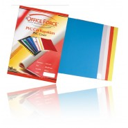 A4 PVC Cilt Kapakları (Opak Renkli)
